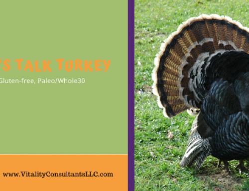 Let's Talk About Turkey