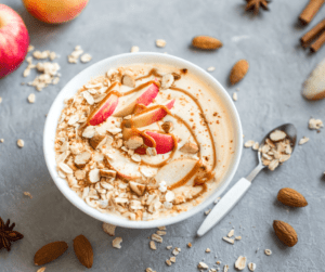 apple cinnamon yogurt recipe