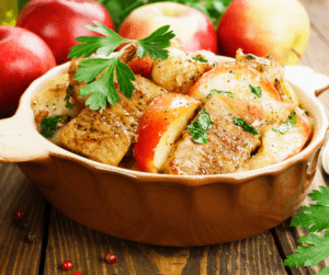 apples health benefits and recipes